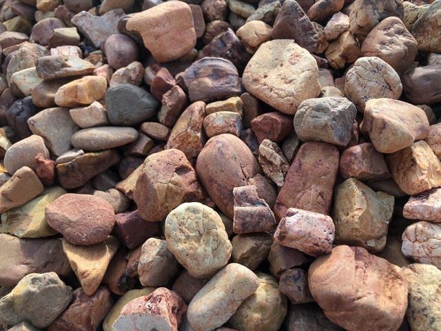 Mulch rock calculator tree top nursery landscape inc for Landscaping rock estimator