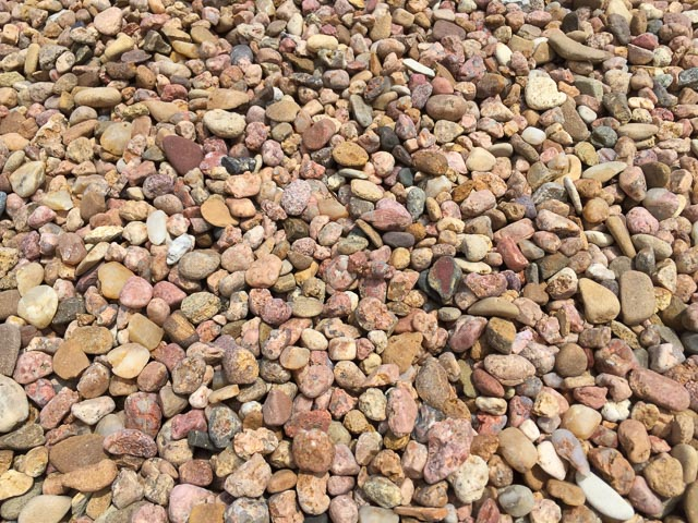 Small Pea Gravel