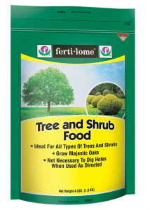 Fertilome Tree Shrub Food