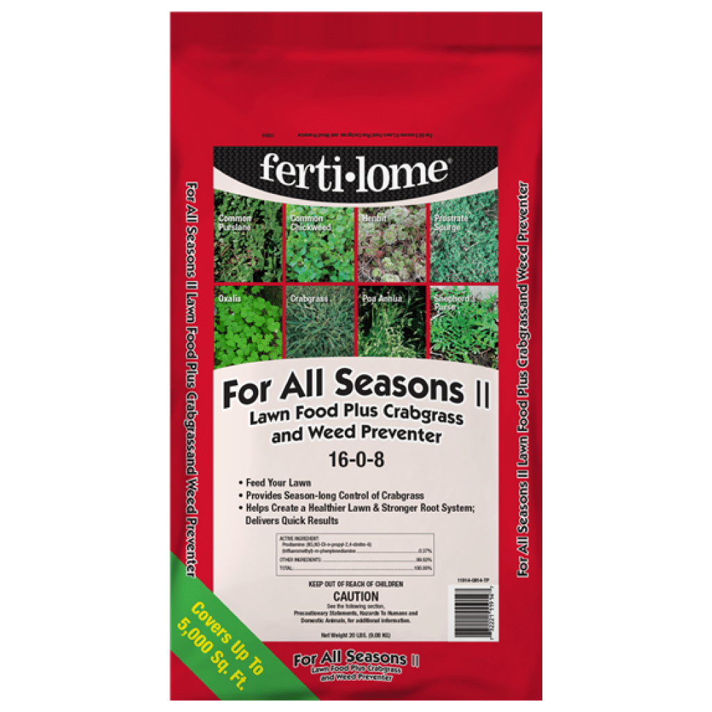 Ferti-lome For All Seasons II