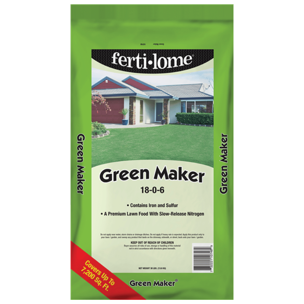 Ferti-lome Green Maker 30 Lbs